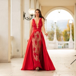 Rochie Red Passion