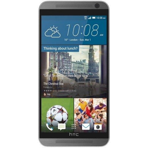Folie sticla HTC One E9 securizata 2.5D protectie display