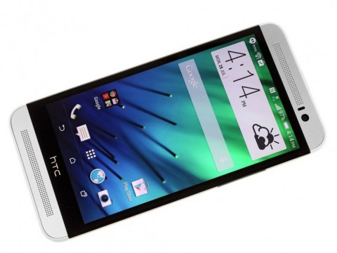 Folie sticla HTC ONE E8 securizata 2.5D protectie display