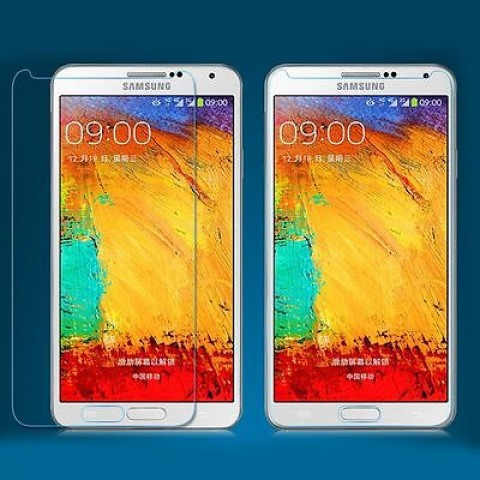Folie sticla Samsung Galaxy Note 3 securizata 2.5D protectie display 1