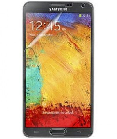 Folie protectie SAMSUNG GALAXY NOTE 3 - screen guard ecran display lcd