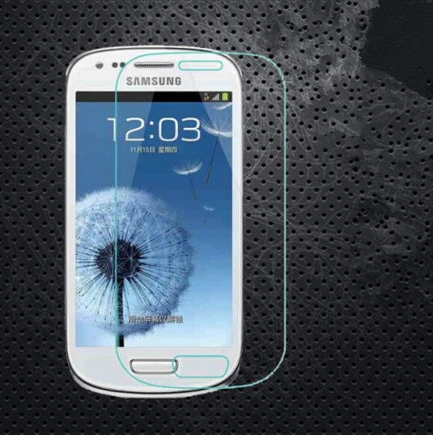 Folie sticla Samsung Galaxy S3 Mini I8190 - tempered glass ecran geam display lcd