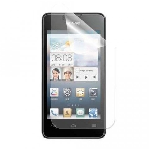 Folie protectie Huawei Ascend G510 - screen guard ecran display lcd