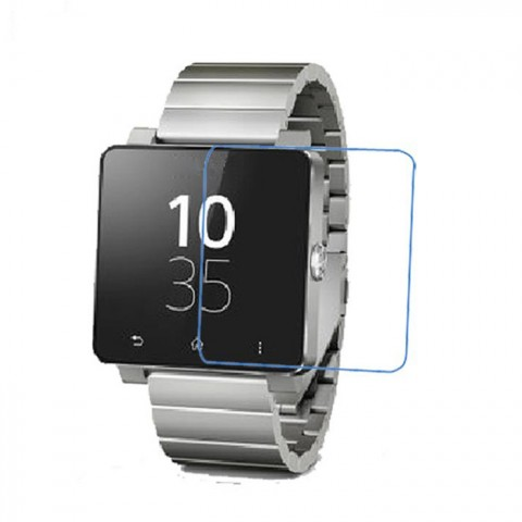 Folie protectie ceas Sony SW2 SmartWatch 2 - ecran, display, LCD