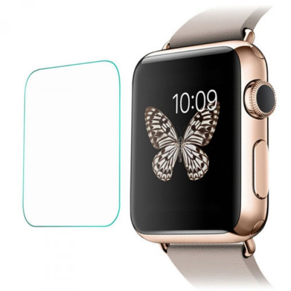 Folie sticla Apple Watch 42mm - tempered glass ecran geam display lcd ceas