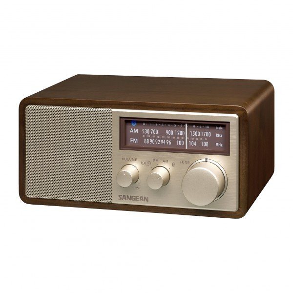 Aparat radio AM / FM Sangean WR-11 BT