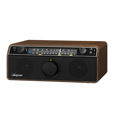 Aparat radio AM / FM Sangean WR-12 BT