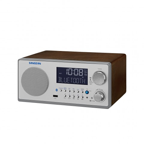 Receptor radio AM / FM cu Bluetooth Sangean WR-22BT