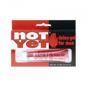 Not Yet Delay gel contra ejaculare precoce