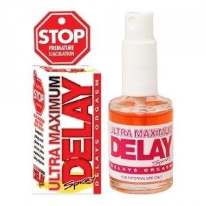 Maximum Delay spray ejaculare precoce