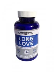 Long Love capsule contra ejaculare precoce