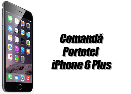 Comanda portotel iPhone 6 Plus