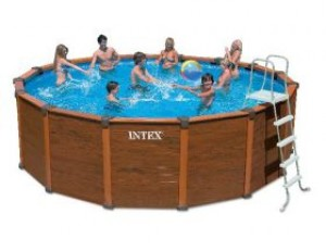 PISCINA INTEX SEQUOIA SPIRIT 478X124